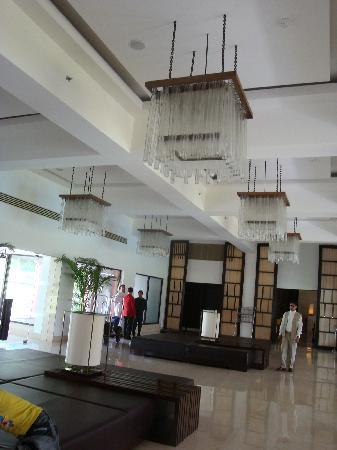 Trident, Agra: foyer