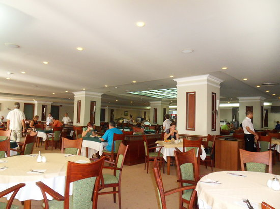 Lilia Hotel: in the restaurant