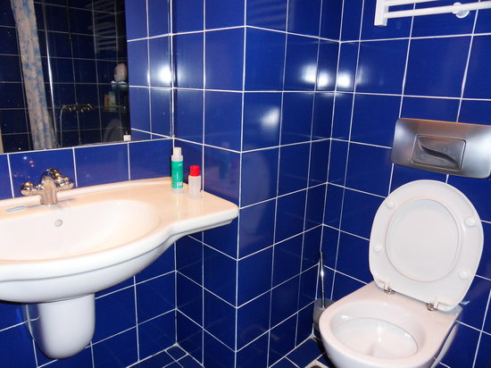 Lilia Hotel: bathroom