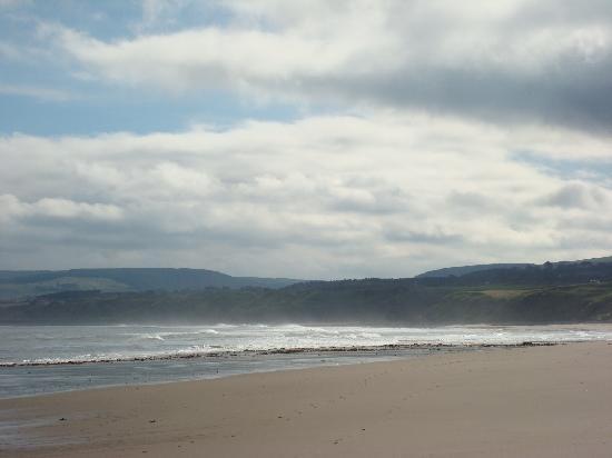 The John Muir Way: John Muir Way between Dunbar and Cockburnspath