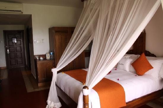DoubleTree by Hilton Resort Zanzibar - Nungwi: LA HABITACION