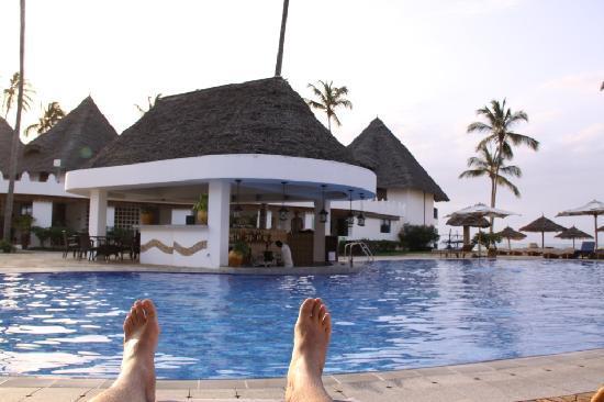 DoubleTree by Hilton Resort Zanzibar - Nungwi: LA PISCINA