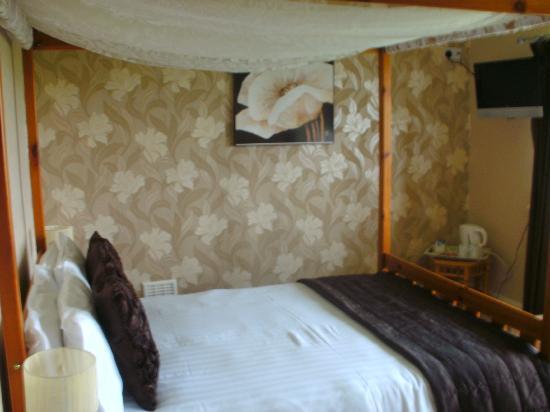 Hawkrigg Guest House: Bedroom, so comfy