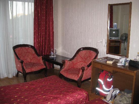 Dnipro Hotel: 4 star decor