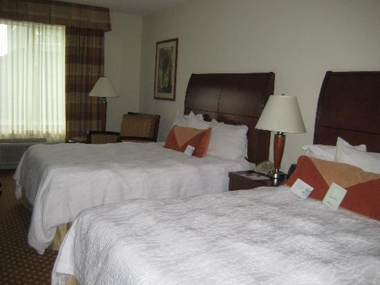 Hilton Garden Inn Harrisburg East: bedroom pic 1