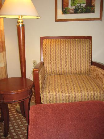 Hilton Garden Inn Harrisburg East: bedroom pic 2