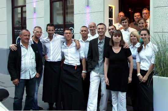 M Lounge: M Longe Team