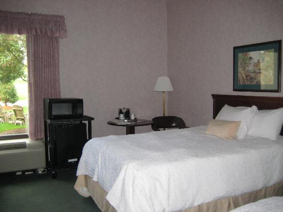 Hampton Inn Dubois: room