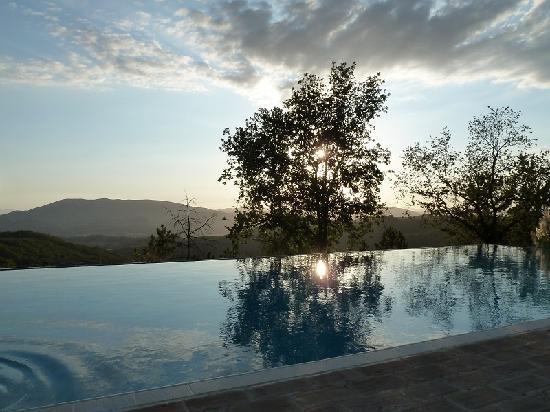 La Cuccagna: La piscine