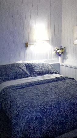 Le Love du Pionnier : notre chambre.
