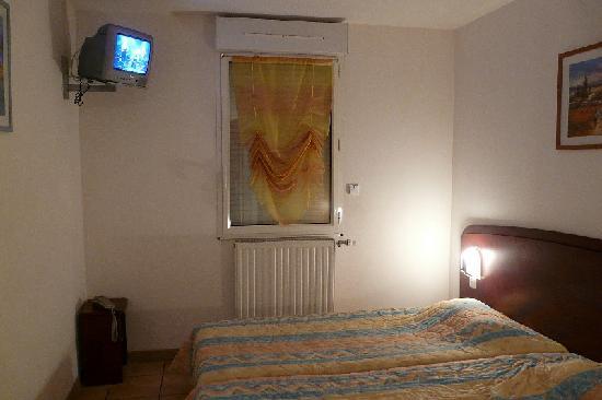 Hericlea Hotel Sport : Interior of Room 5