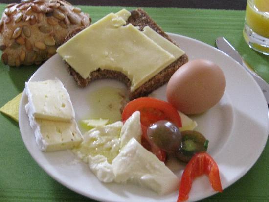 Gut Gremmelin: Mein Frühstück