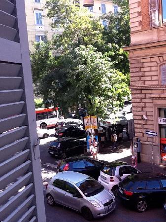 A Casa di Ludi: View outside