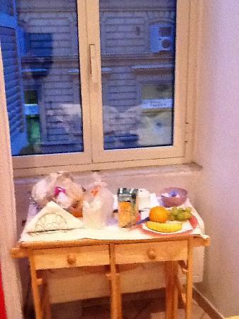 A Casa di Ludi: Breakfast