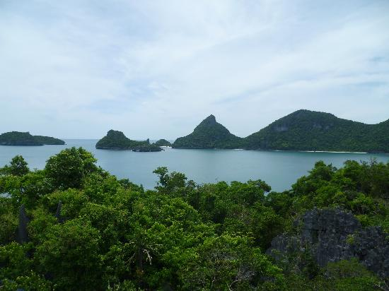 Chaweng Noi Residence: angthong marine park