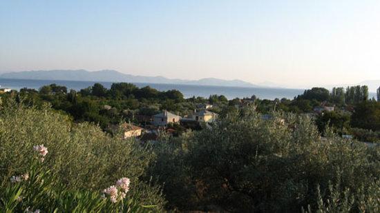 Iakovaki Suites & Spa: view