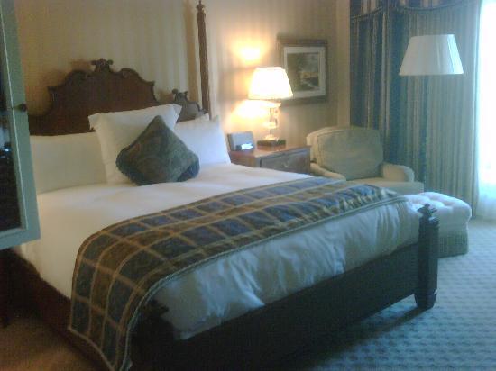 Fairmont Grand Del Mar: Large comfortable rooms