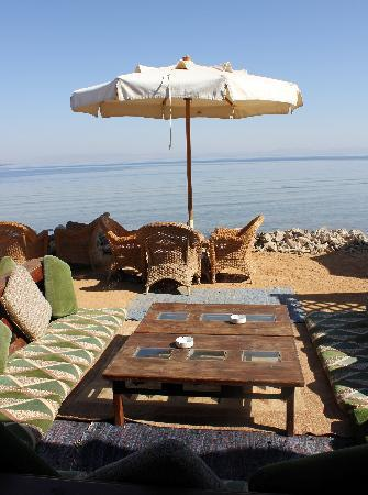 Acacia Dahab Hotel: chilled atmosphere