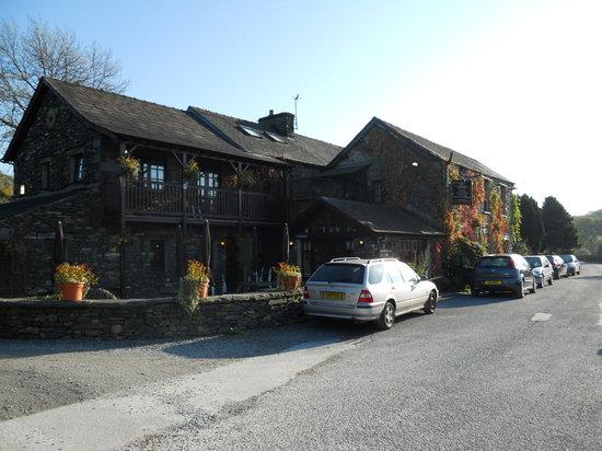 Watermill Inn & Windermere Brewing Co : OUTSIDE VIEW