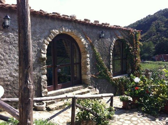 Montalbano Elicona, Италия: Grattazzo, oasi del gusto!
