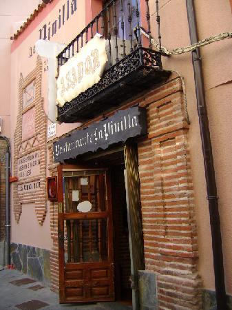 Arevalo, İspanya: Restaurante La Pinilla, Arévalo, Ávila.