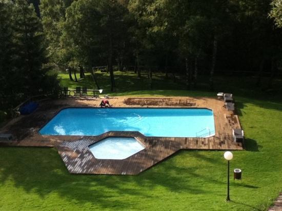 Els Avets Hotel: La piscina.