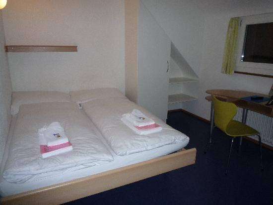 Hotel Marthahaus: habitación stándar con baño compartido