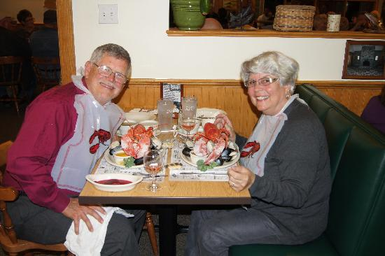 New Glasgow Highlands Campgrounds: Lobster dinner on 50th anniversary