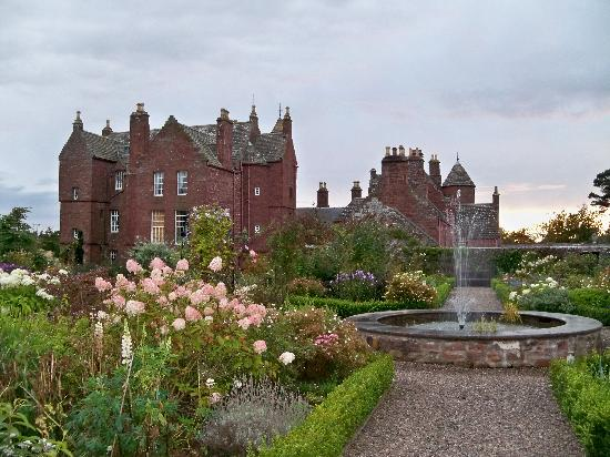 Four Poster Bed Room Picture Of Ethie Castle Arbroath