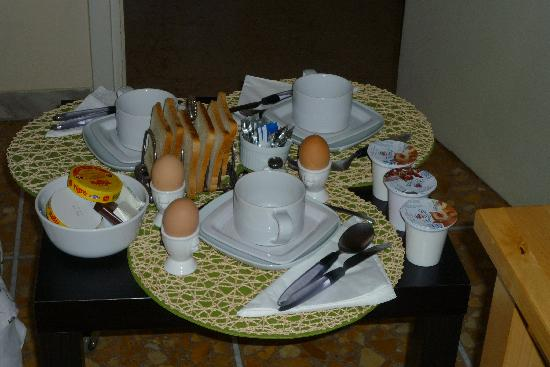 B&B Santa Croce: Big Breakfast!