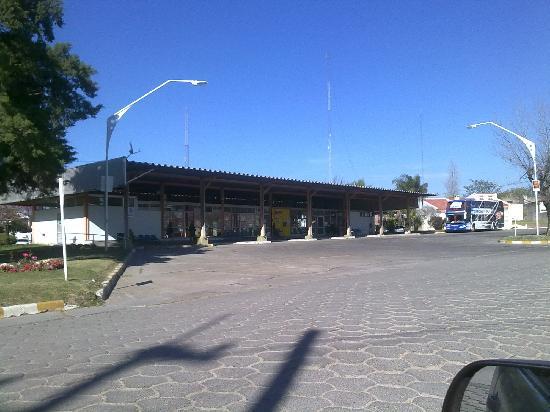 Crespo, Argentine : Terminal de Omnibus