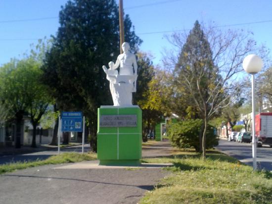 Crespo, Argentine : Monumento