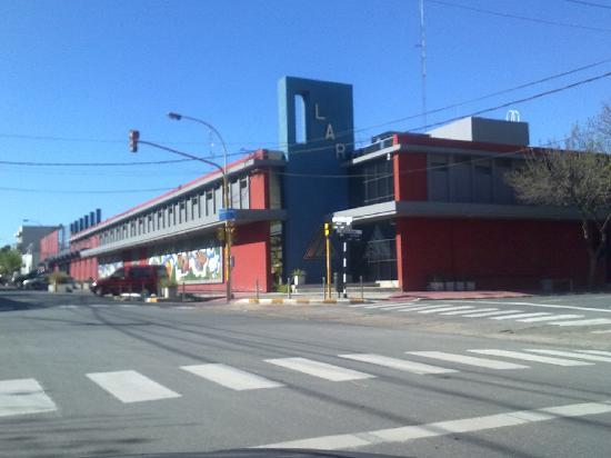 Crespo, Argentine : Cooperativa Agricola Ganadera