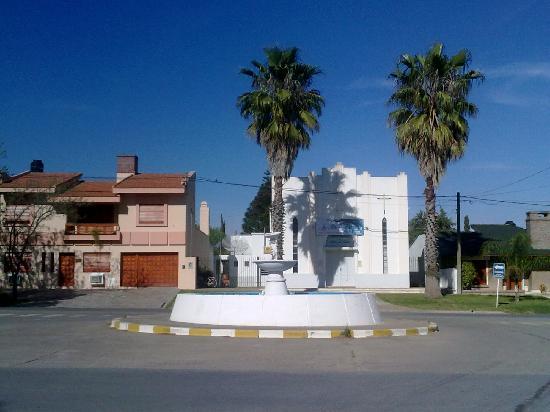 Crespo, Argentine : Iglesia