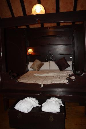 Macanet de Cabrenys, Spanien: Fantástica cama