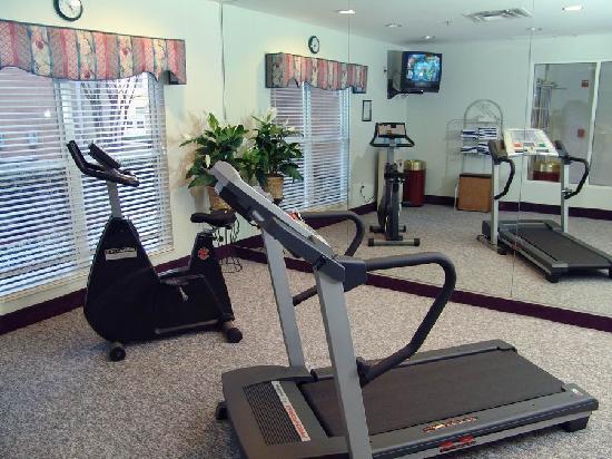Quality Suites Lake Buena Vista: Fitness
