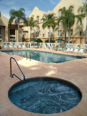 Quality Suites Lake Buena Vista: Spa