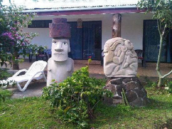 Atavai Pension: Hotel Atavai
