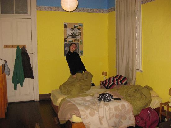 Hostal Casa Aventura : Doppelzimmer