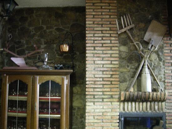 Hotel Restaurante Carvajal: restaurante