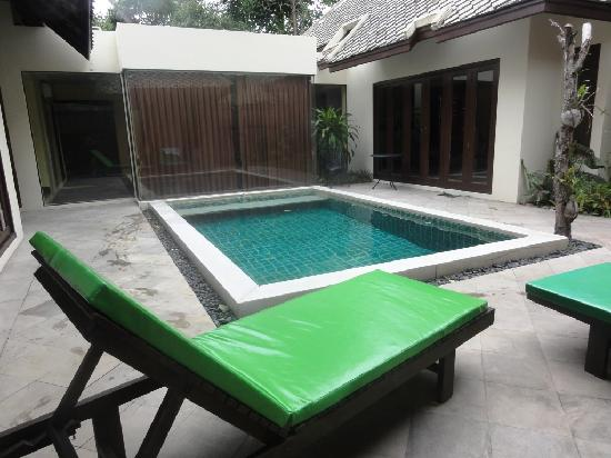 Baan Kao Hua Jook Villas & Apartments : VIP private pool