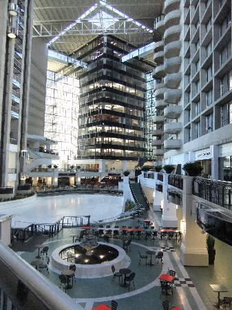 Dallas Marriott City Center The Atrium