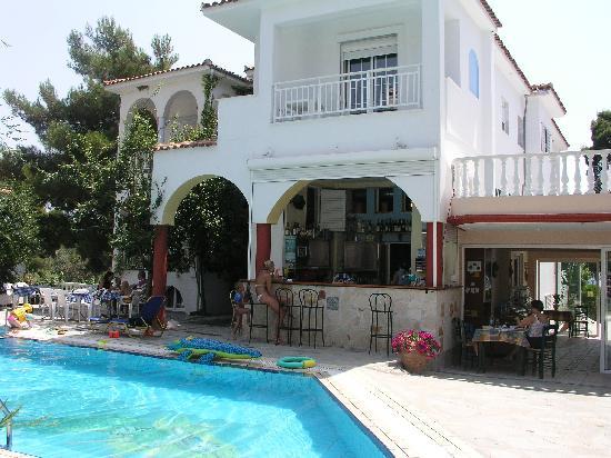 Hotel Melissa: Pool of Melissa