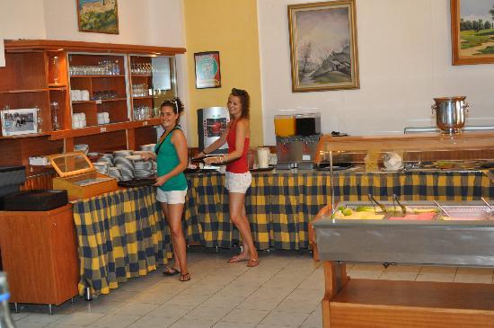 Psakoudia, Grèce : Melissa Buffet