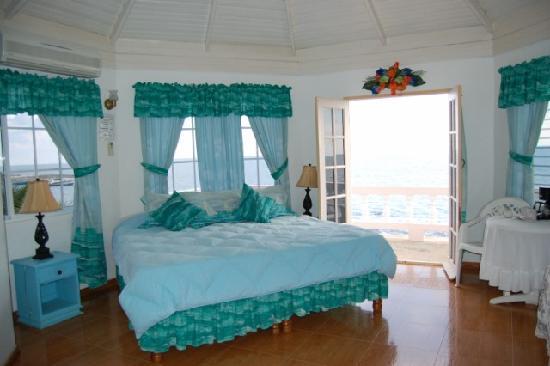 Sunset Resort & Villas: Honeymoon suite