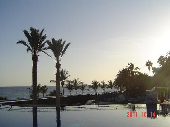 VIK Hotel San Antonio: piscine d'eau salée