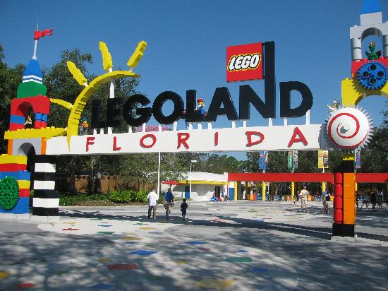 Legoland Florida Resort: Entry on VIP Day