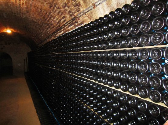 Experience Paris - Champagne Region Tours: HEAPS of Champagne!
