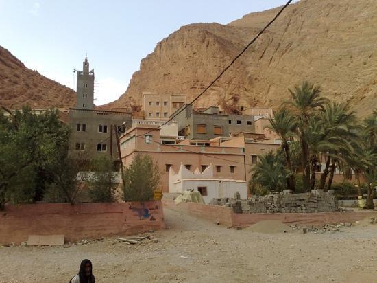 Tafraoute, Marruecos: Igmir smougen