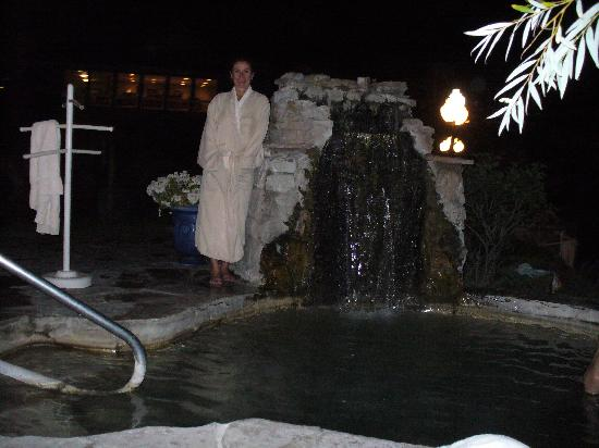 The Springs Resort & Spa: Put down the camera.   Lets get in